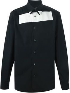 'Stipe Tux' shirt