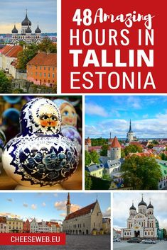 Adi and her family travel to UNESCO listed Tallinn and share what to do, and where to eat and stay in Estonia's capital city.