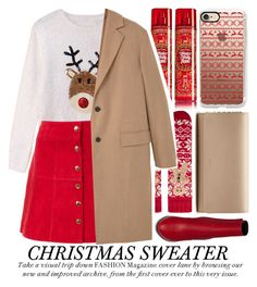 """SWEATER WEATHER"" by noraaaaaaaaa ❤ liked on Polyvore featuring Ines de la Fressange, Yves Saint Laurent, Accessorize, MANGO, Mulberry and Casetify"