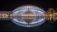 Les monuments Européens de nuit