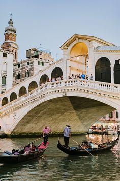 Venezia. Ponte di Rialto