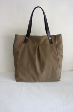 Looking for the perfect new school bag - this is a serious contender for size, light-weight (cotton) and color