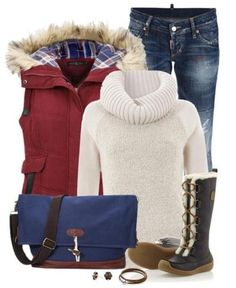 fall-and-winter-outfits-2016-38 79 Elegant Fall & Winter Outfit Ideas 2017