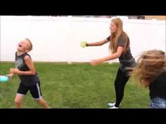 Outdoor games to play in SUMMER-keep those kids active! - A girl and a glue gun