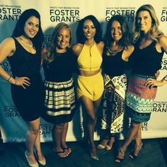 85th Celebration - Kat Graham and the PR team - Foster Grant Sunglasses - #fostergrant85