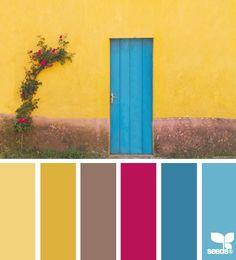 { a door hues }