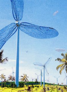 the suzon S-088 wind turbine developed especially to work with singapore's light wind conditions