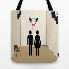 IL TEMPO VOLA Tote Bag by Joe Pansa - $22.00