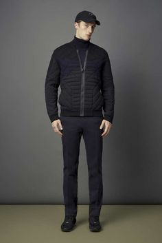 Male Fashion Trends: Paul & Shark Fall-Winter 2017 Collection