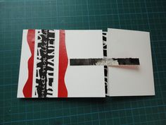 zotvanletters: collage card