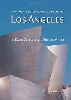 An Architectural Guidebook to Los Angeles - http://paperbackdomain.com/an-architectural-guidebook-to-los-angeles/