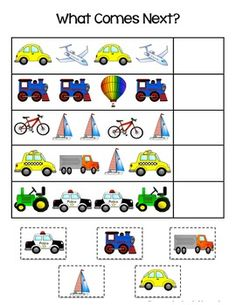 TRANSPORTATION LEARNING PACKET - TeachersPayTeachers.com