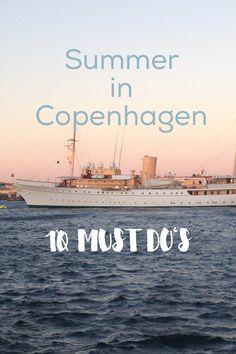 10 great ideas for a fabulous summer time in Copenhagen, Denmark oregongirlaroundtheworld.com