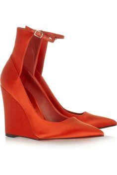 High drama heels