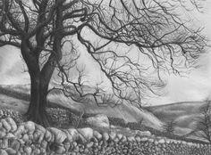 10  Beautiful Tree Drawings for Inspiration, http://hative.com/tree-drawings/,
