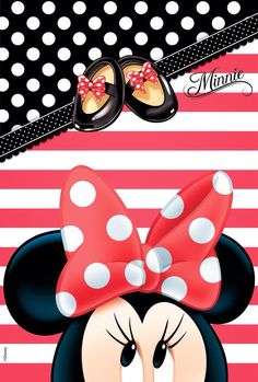All that Minnie like Mickey Mouse E Amigos, Mickey E Minnie Mouse, Mickey Love, Mickey Mouse And Friends, Disney Mickey, Disney Art, Mickey Mouse Wallpaper, Cute Disney Wallpaper, Cartoon Wallpaper