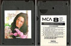 Loretta Lynn / Greatest Hits Vol. II (1973) / MCA MCT-2353 (8-Track Tape) stereo #HonkyTonkNashvilleSoundTraditionalCountry