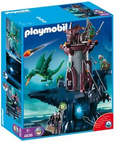 PLAYMOBIL Dragon's Dungeon PLAYMOBIL® http://www.amazon.com/dp/B001RHAF1Y/ref=cm_sw_r_pi_dp_snHFub1HR5HPG  $65
