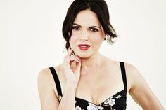 Lana Parrilla Comic Con 2014 TV Guide Photoshoot