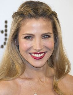 Elsa Pataky, Divas, Beauty Lookbook, Woman Crush, Woman Face, Celebrity Pictures, Hair Type, Hair Inspo, Star Fashion