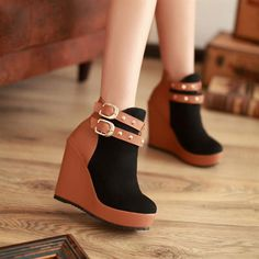 "Women's shoes... I really love a wedge, and these are ""Super Cute"" ""_"" - On Sale…"