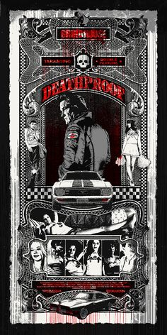 Death Proof by Blunt Graffix