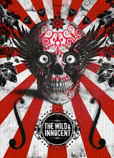 Band posters on Behance