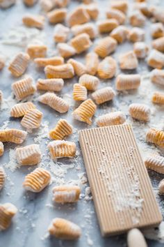 Homemade Sweet Potato Gnocchi- this recipe is VEGAN, GLUTEN-FREE, and requires only 3 simple ingredients to make!!