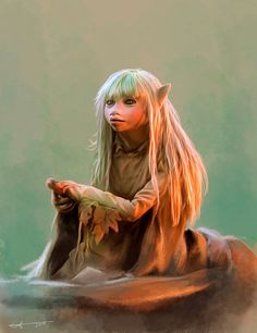 A Gelfling looking her best
