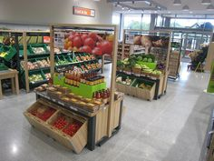 Southern Cooperative has introduced a new store format at its branch in Freshwater on the Isle of Wight | CDW and Partners #flv
