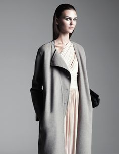 The Halston Heritage Fall 2012 Campaign. #halston