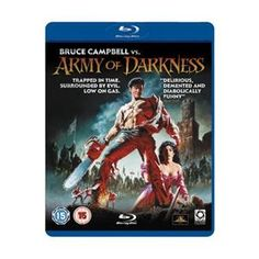 Bruce Campbell Vs Army Of Darkness  (Blu-ray)