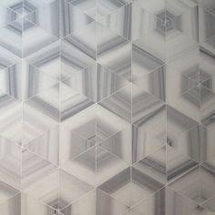 Unique marble patterns #Coverings2014 #horizonitaliantile