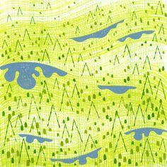 Ridge by alidouglass on Etsy