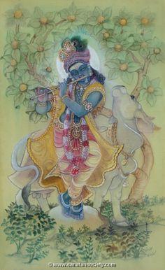 Pichwai Paintings, Indian Art Paintings, Mural Painting, Mural Art, Silk Painting, Murals, Radha Krishna Pictures, Lord Krishna Images, Radha Krishna Photo