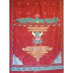 Best Traditional Odia Sari | Pattachitra Painting Art | Odisha Pattachitra sari - Odisha Saree Store
