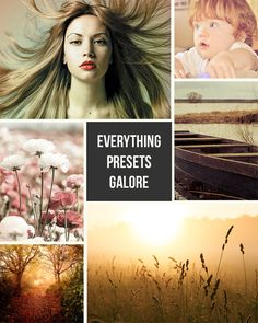 218 Lightroom Presets  Everything on Presets by PresetsGalore, $32.00
