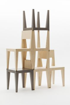 Want! interlocking chairs and tables
