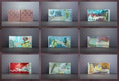 Mixed Media, Van, Frame, Artist, Canvas, Home Decor, Products, Wall Canvas, Traveling