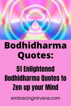 Here are 51 Enlightened Bodhidharma Quotes to Zen up your mind. Buddhist Teachings, Buddhist Monk, Buddhism, Zen Quotes, Buddha Zen, Mindset, Philosophy, Meditation, Spirituality