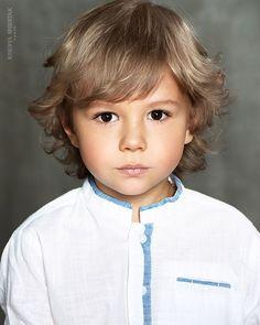 Toddler Alex.