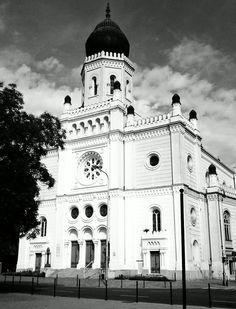 Synagoge at Kecskemet