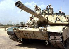 M1A2 Abrams / Operation Iraqi Freedom (Tamiya - No. 35269.) - Google Search
