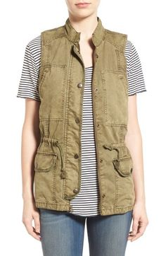 Hinge 'Expedition' Utility Vest available at #Nordstrom