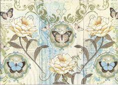 Imprimir para tarjeta de tri-pliegue