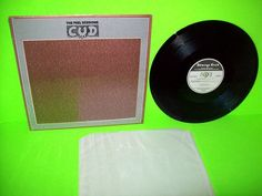 """CUD – The Peel Sessions 12"""" Vinyl EP Record UK Import 1987 NM w/ You Sexy Thing    eBay"""