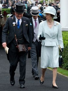 Princess Anne Photos - Arrivals at Royal Ascot's Opening Day - Zimbio