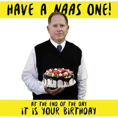 Naas One birthday card for Kinky Rhino Greeting Cards in South Africa First Birthday Cards, Card Birthday, Happy Birthday Wishes, 50th Birthday, First Birthdays, Birthday Ideas, Rugby Cake, Happy B Day, Afrikaans