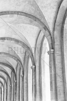 Cathedral Vault - Decoration Murale & Papier Peint Photo - Photowall