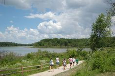 Get back to nature! We found the best forest preserves in the five surrounding counties.